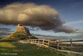 Lindisfarne Castle Cloud