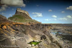 Lindisfarne Castle Rock Pool
