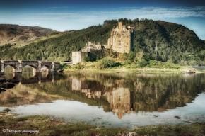 Eilean Donan Castle Mirror
