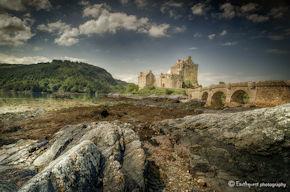 Eilean Donan Castle Rock