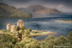 Eilean Donan Castle View
