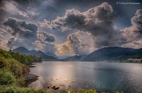 Loch Duich Cloud