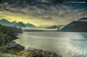Loch Duich Mist