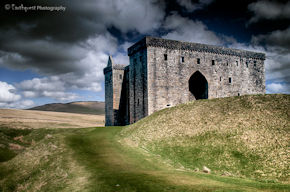 Hermitage Castle Approach